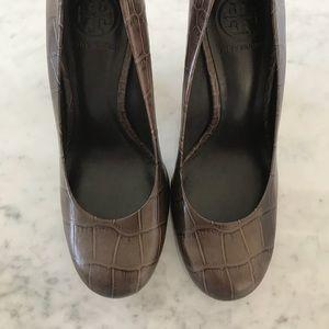 698130d1e90 Tory Burch Chunky heels